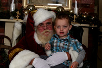 McDonough's meet Santa